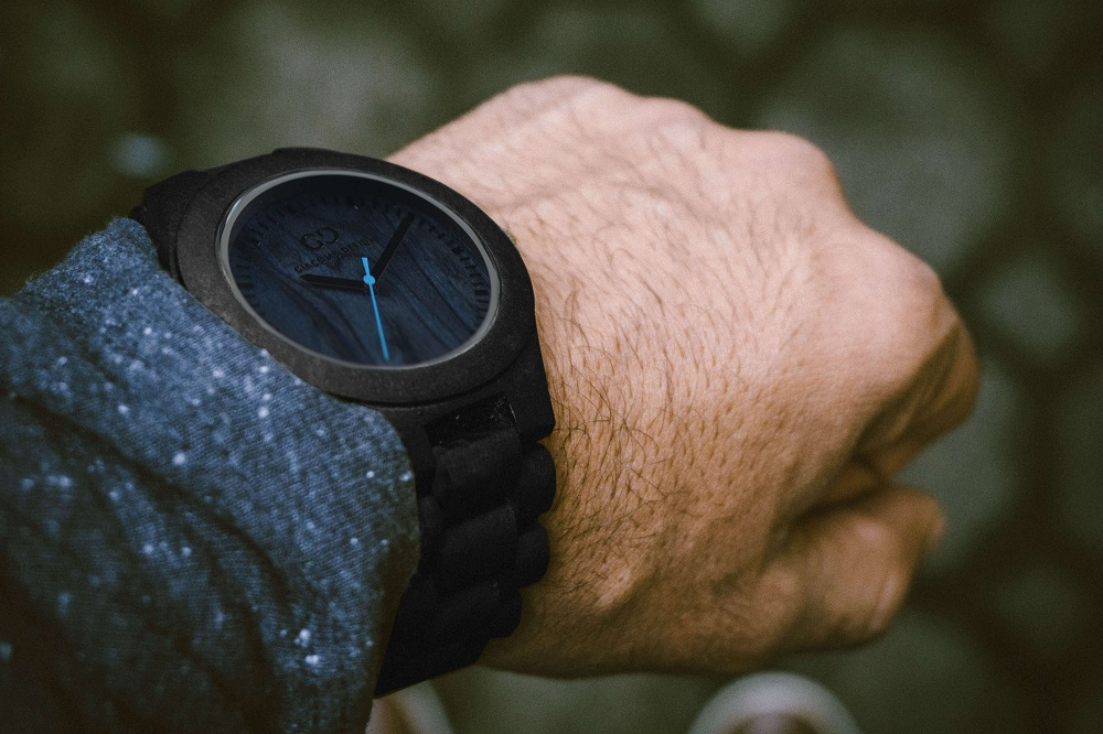 Wooden Watches for Men and Women by Giacomo Design