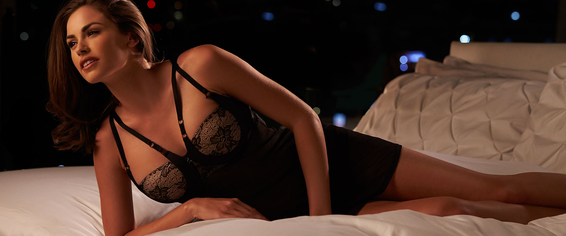 NightLift® sleep support lingerie