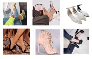 Stylish and trendy footwear by Shoe Feature