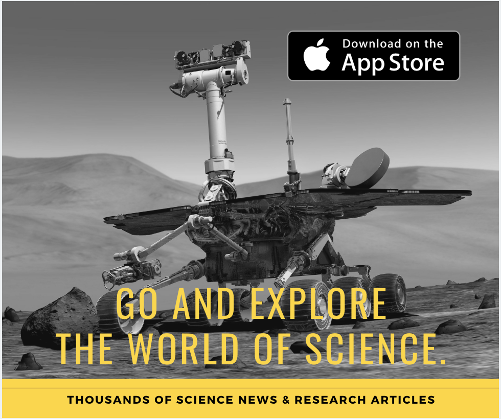 Get the latest science & technology news on your apple device
