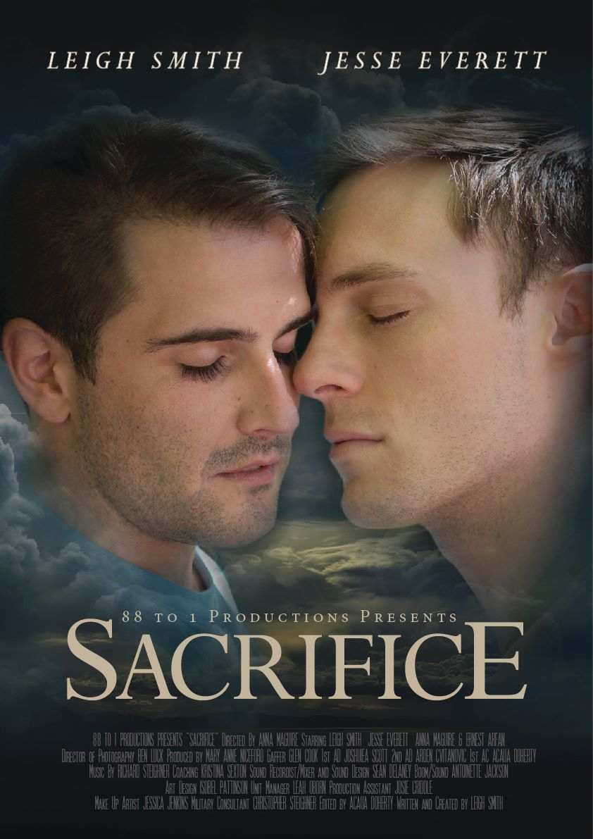 Interview with lead cast of the film 'Sacrifice'