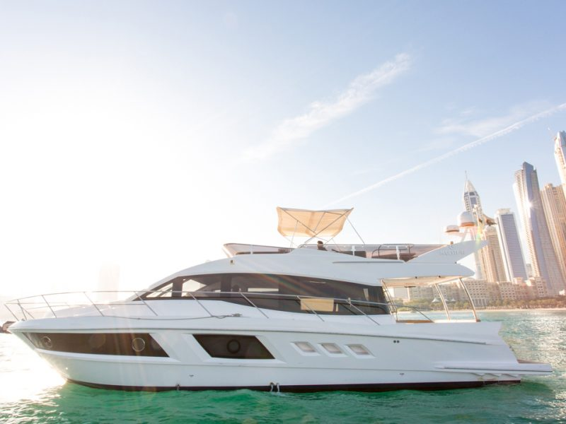 Looking To Rent A Yacht in Dubai ?