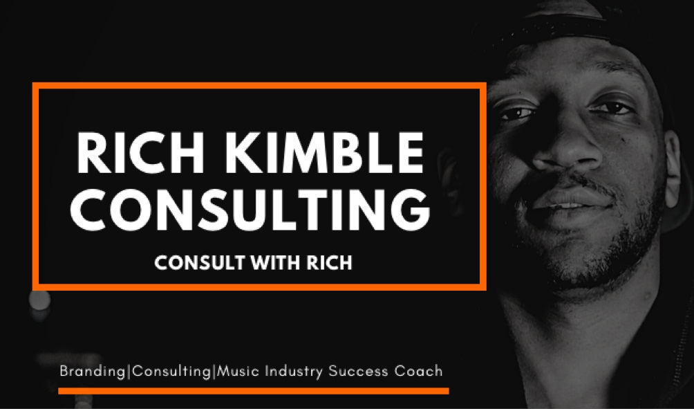 Interview with music business consulting company owner Rich Kimble