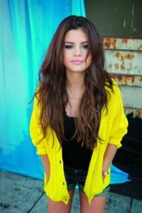 Selena Gomez new look
