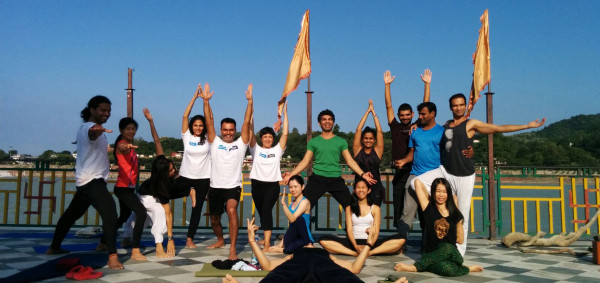 Get trained as Yoga Teacher