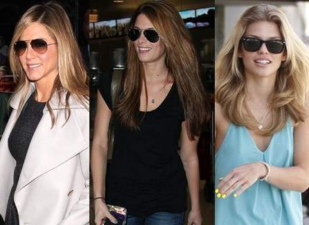 Ray Ban Aviators – From Military Uniform To Fashion Trend