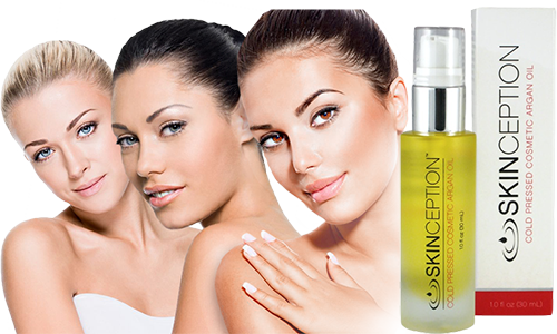 Skinception Argan Oil For You