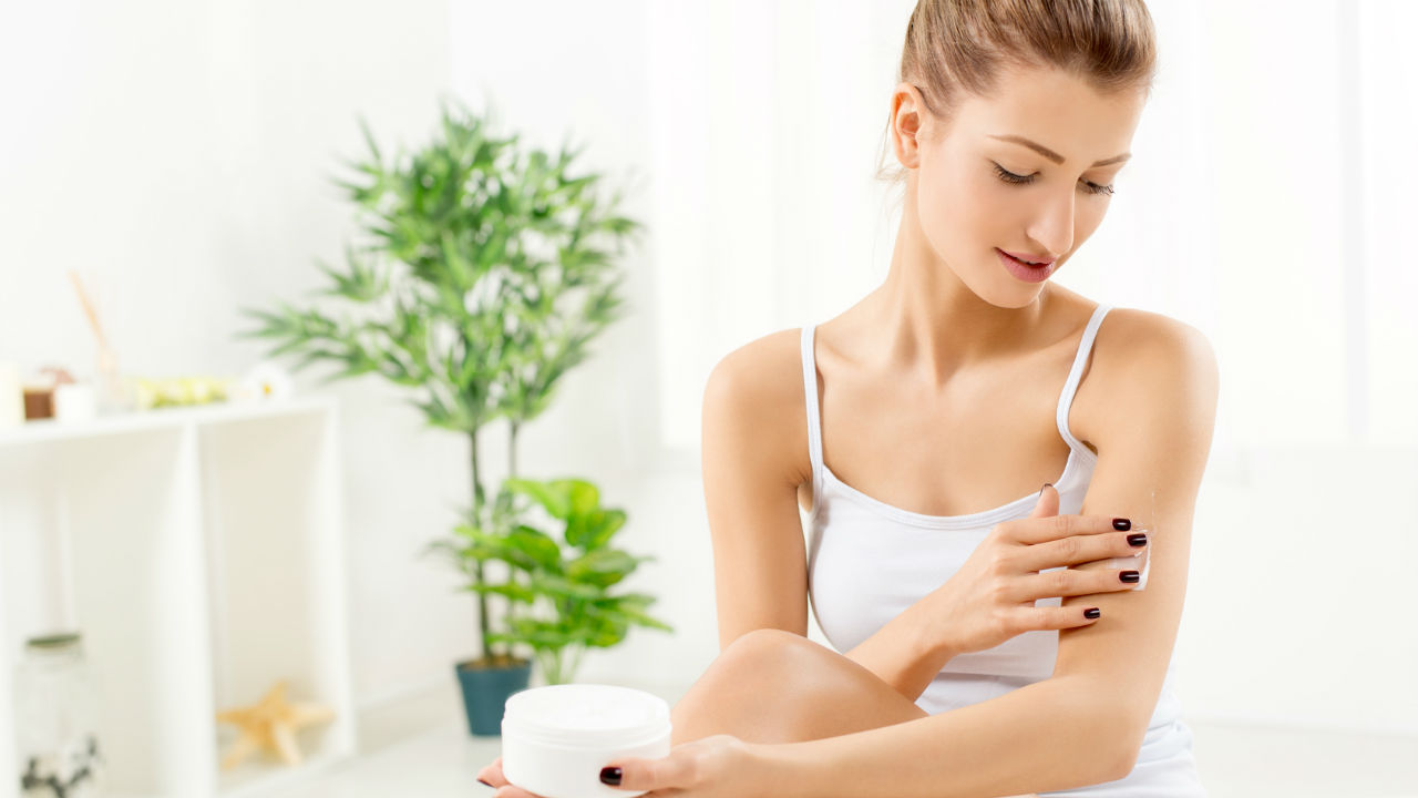 Skin Care Products for the Body