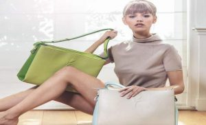 Functional Fashion Accessories in Bewitching Shades for Spring by Maria Cardelli