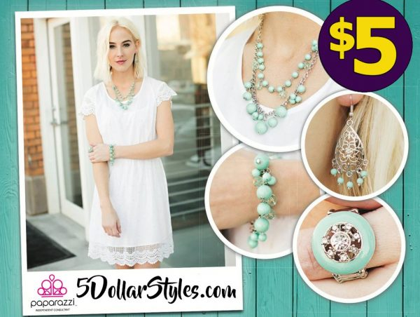 Paparazzi Accessories – Always Fabulous & fashionable in $5