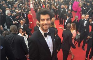 CHARLES CAMPOS Cannes Film Festival