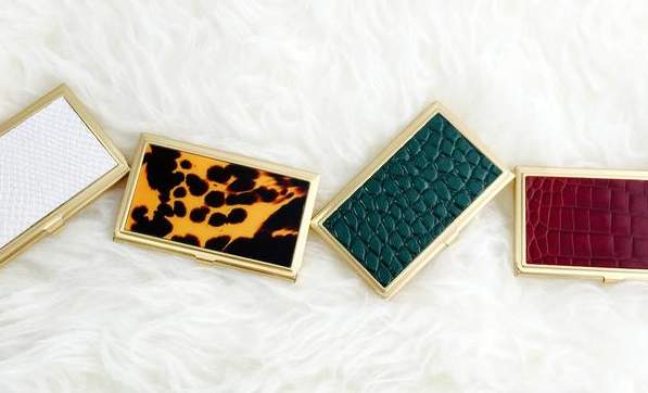 prim & proper credit card holders