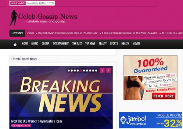 Are You A Celebs Gossips & News Fan ?