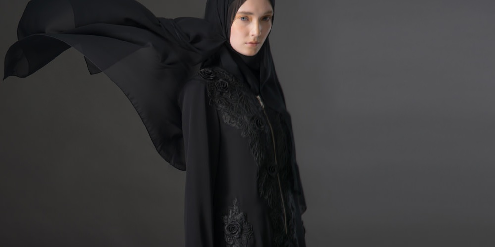 Most Elegant Hijab and Abaya Collection by BENIS