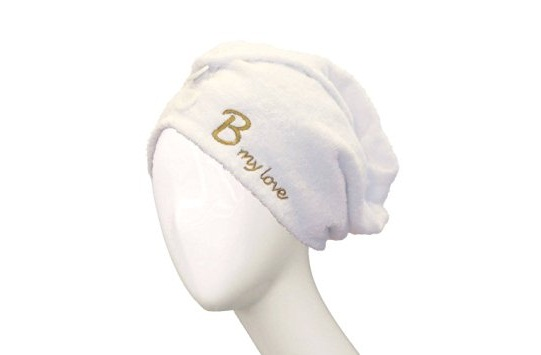 You Should Try This Bath Towel Hair Wrap !