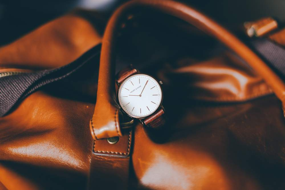 Beautifully Designed Watches by Henry & Ashe