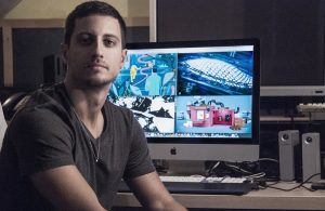 Motion Graphics Designer Emanuele Marani