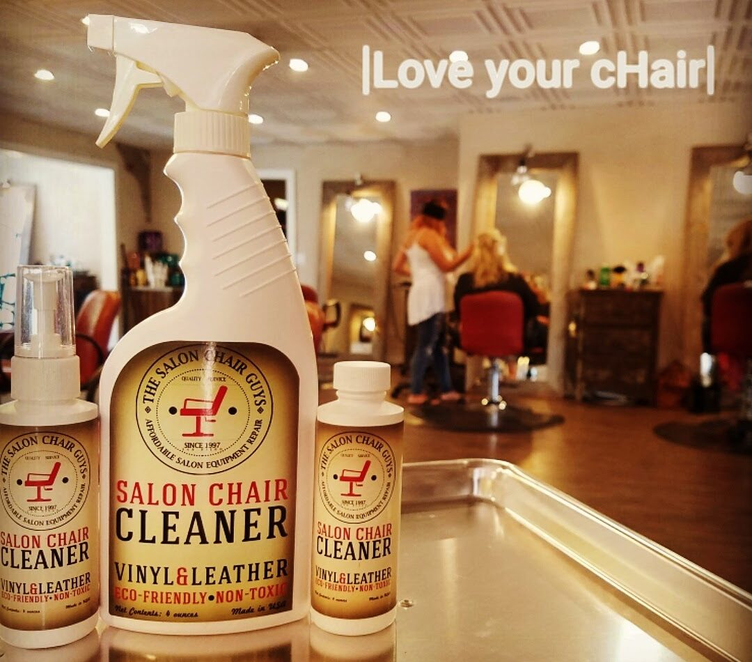 Salon Chair Cleaner A Must Have Item For All Salons