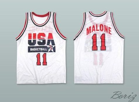 Get The Same Jersey Worn By Second-Most Score Points Scorer Karl Malone