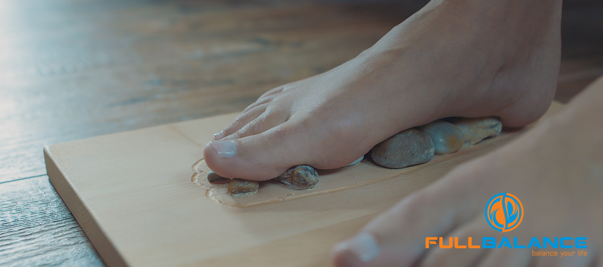 Let Fullbalance's reflexology based products heal you in minutes
