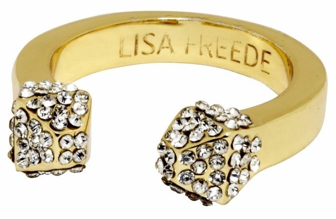 Check out celebrity jewelry designer Lisa Freede's stunning new jewelry collection!