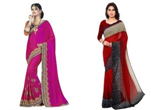 Celebrity style designer sarees will be ruling the fashion industry in 2017 !