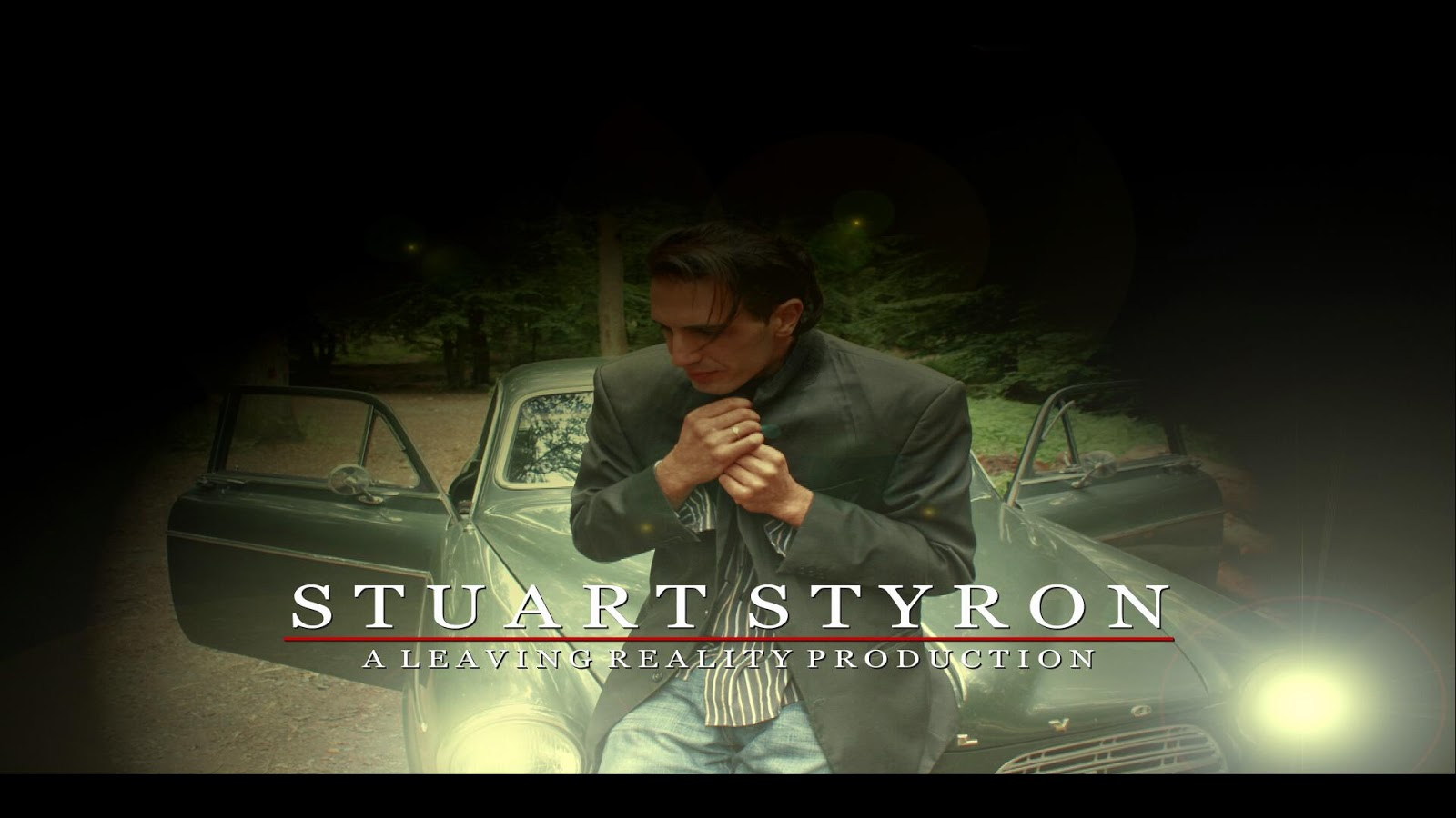 Stuart Styron an inspiring and highly skilled Visionartist & Soundtrack Composer