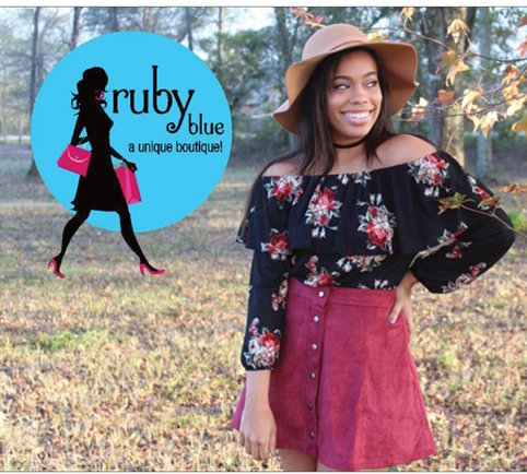 Have a unique shopping experience at Ruby Blue Boutique