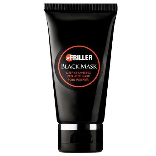Friller Black Mask can get rid of your blackheads, pimples and acne effectively