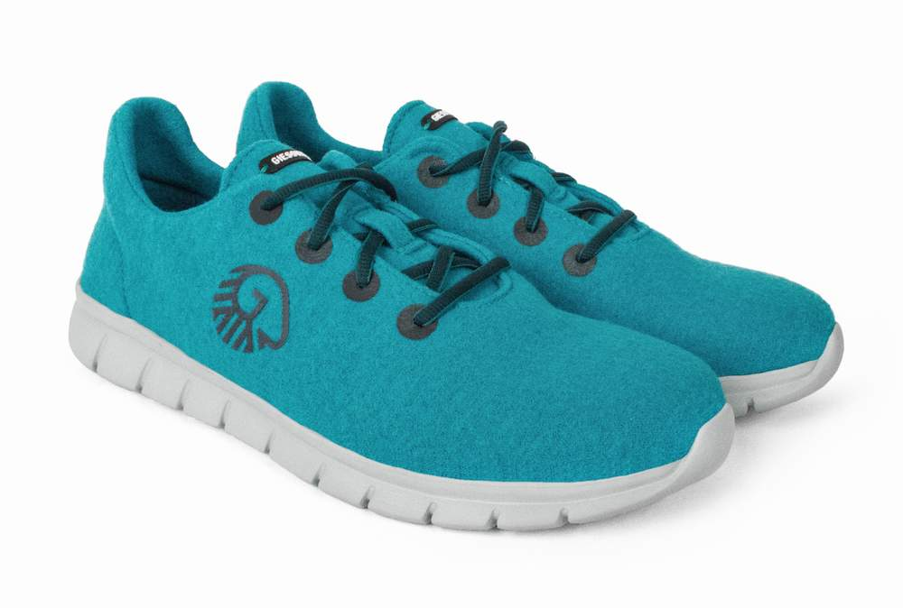 Go Sockless with  MerinoRunners, An Eco-Friendly Ultra-Lightweight Shoe Made from 100%Merino Wool
