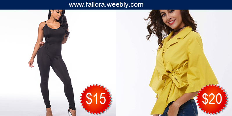 High Quality Clothing in Low Prices at Fallora !