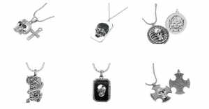 mens pendants