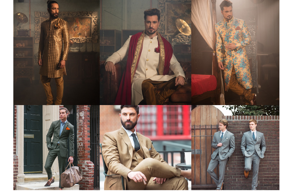 Get Custom Tailored Traditional South Asian Clothes in USA