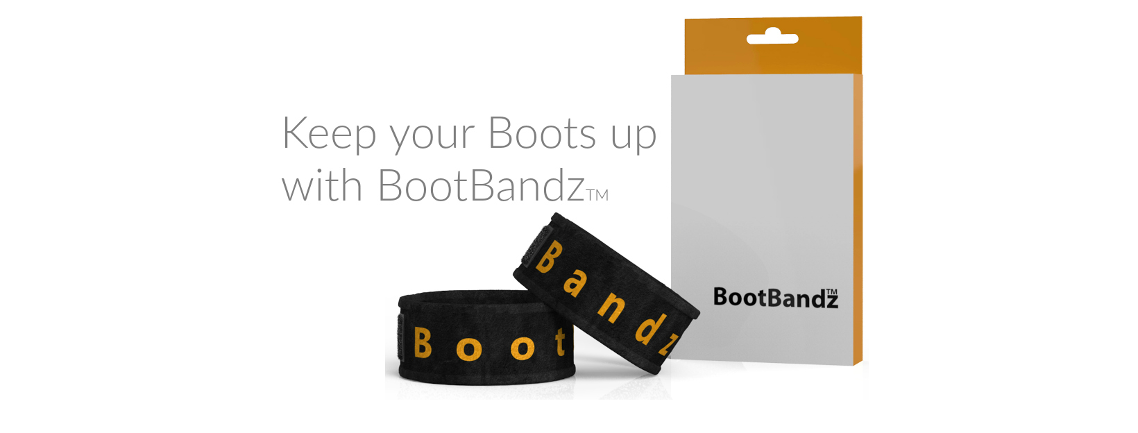 BootBandz Launches to Prevent Slouching Boots for Fashionable Style