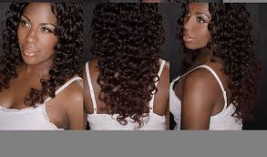 SILKY CURLS THAT BEAT THE HEAT