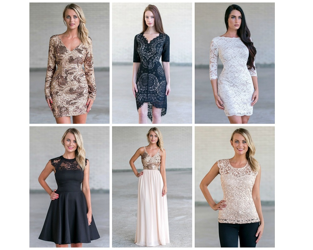 Cute and Stylish Maxi and Boutique Dresses by Lily Boutique