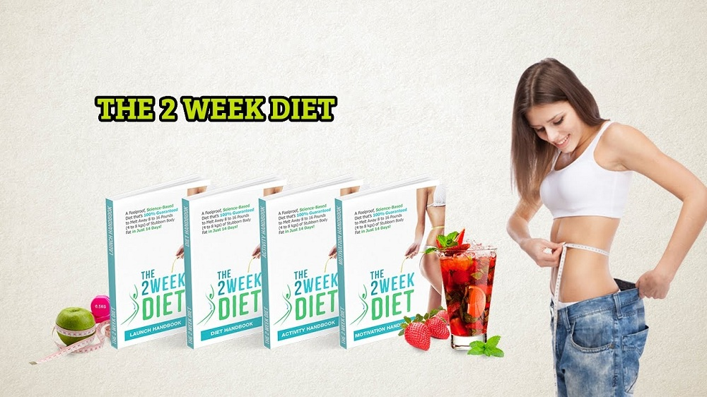 Lose up to 16 pounds in just 14 days with The 2 Week Diet program