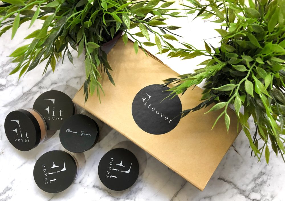 Natural, vegan, cruelty-free, sweat-resistant cosmetics by Fitcover Australia