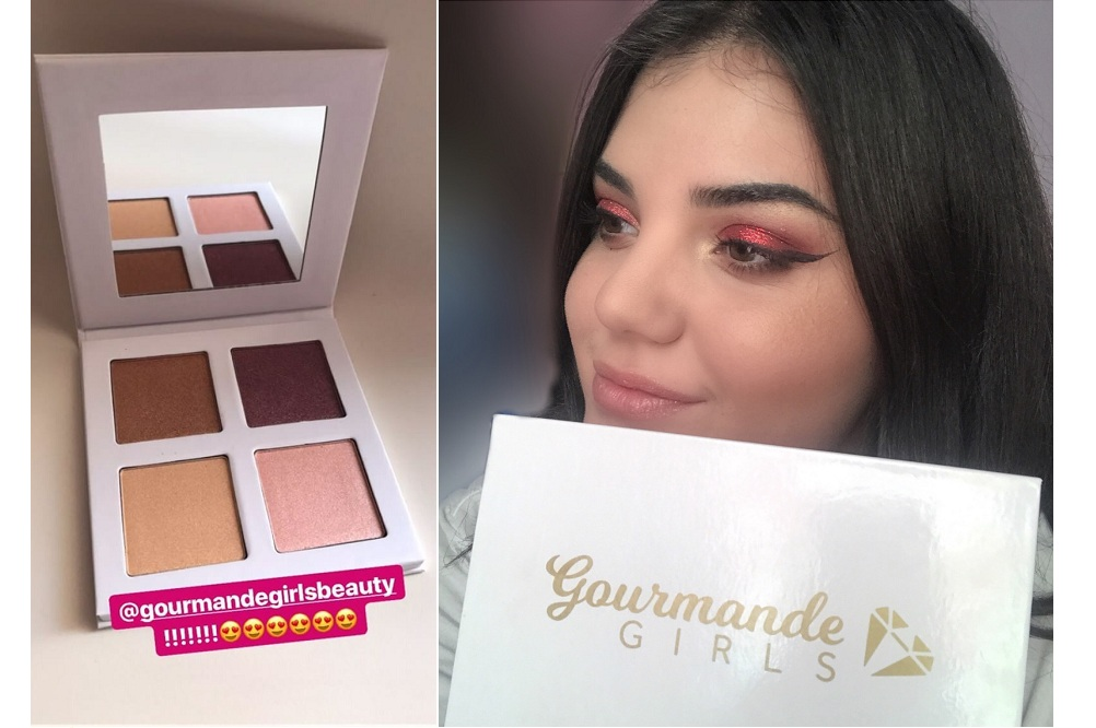 Gourmande Girls offers cruelty-free cosmetics and beauty products