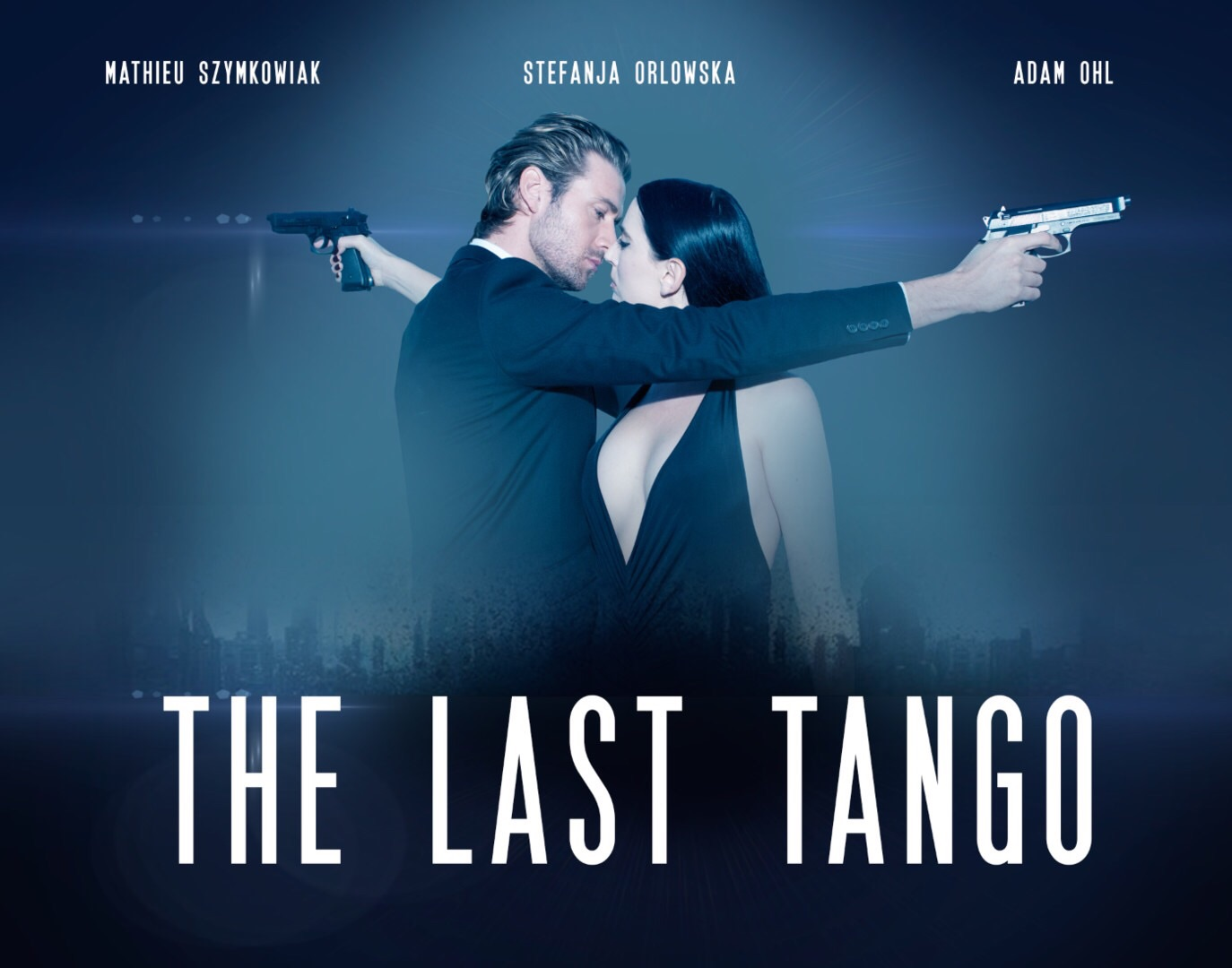 "Actress Stefanja Orlowska talks about her recent movie ""The Last Tango"""