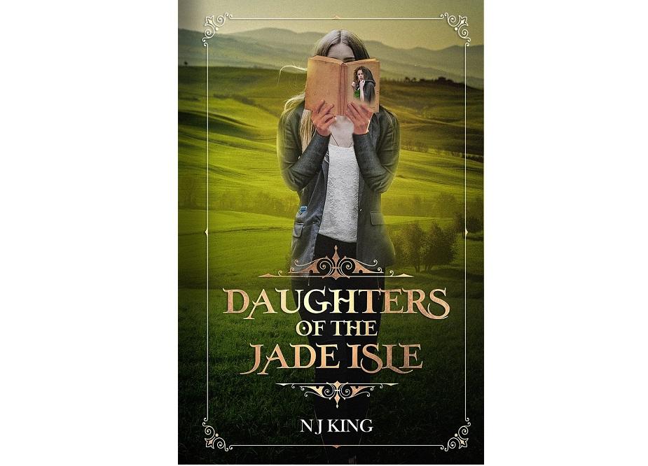 N J King talks about her debut novel 'Daughters of the Jade Isle'