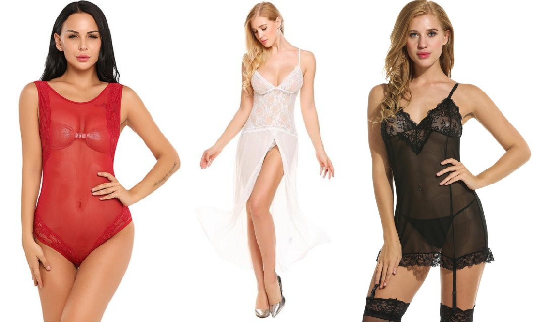 Adorable, Elegant, Bold and Enchanting Lingerie by izza VIBE