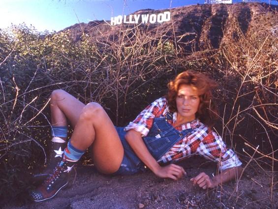 Elegant and Versatile actress Joanna Cassidy