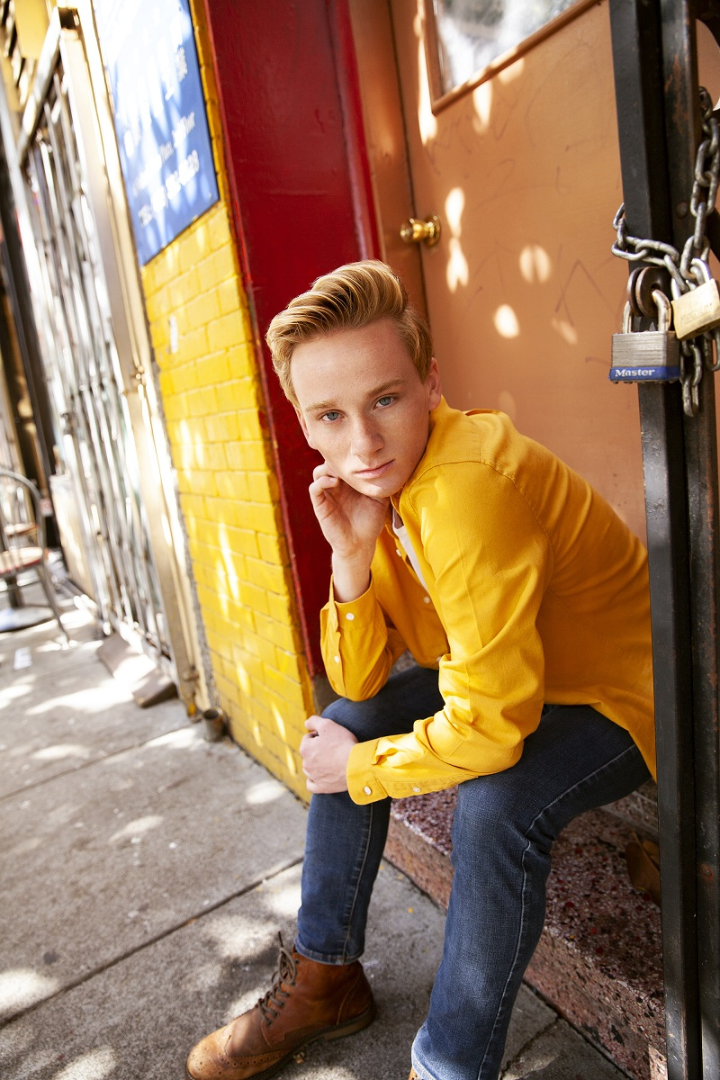 Boy on Fire: Ethan Paisley is poised to be the new talk of La La Land
