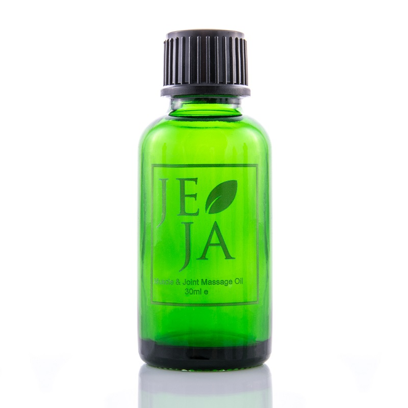 JeJa Oil: A New Way to Treat Muscle and Joint Pain