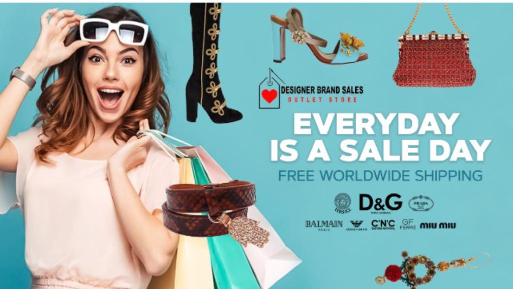 Shop top designer brands on big sale