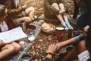 Everything You Need for A Girl's Camping Trip