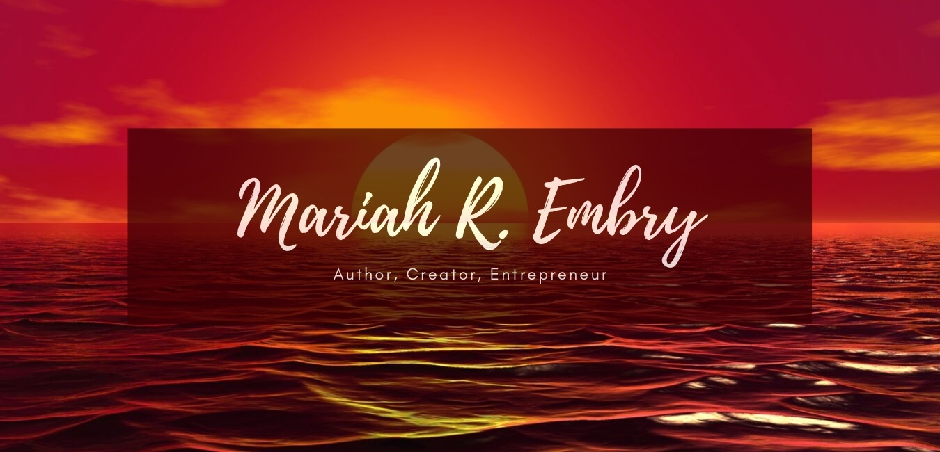 An exclusive interview with fiction author Mariah R. Embry