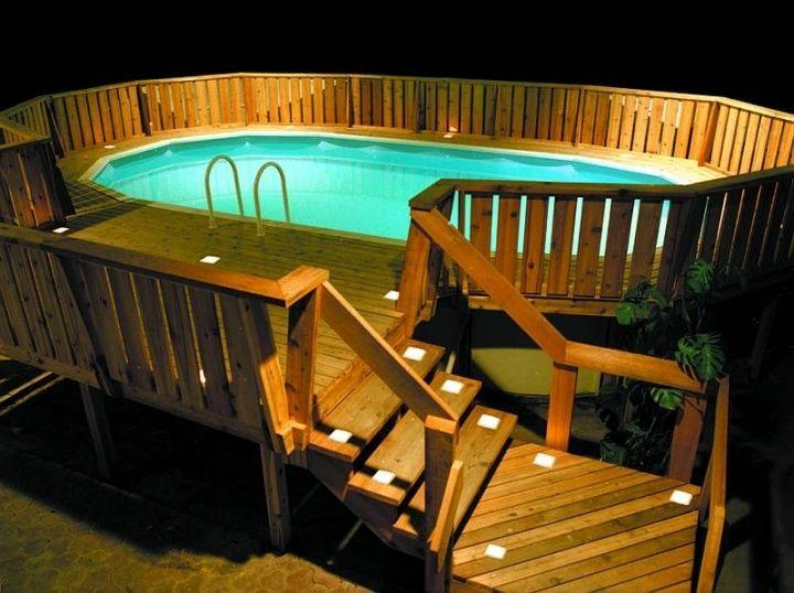 Invest In the Best Above Ground Pool Ladder