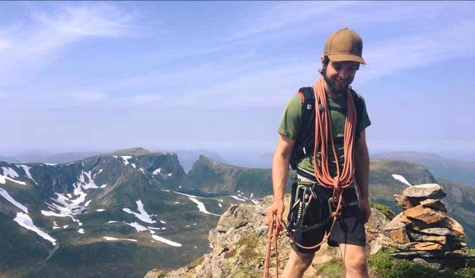 Knut Schevik travel